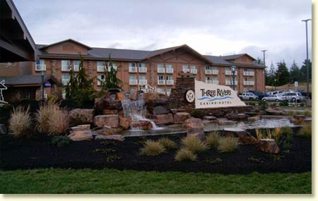 Three Rivers Casino Hotel