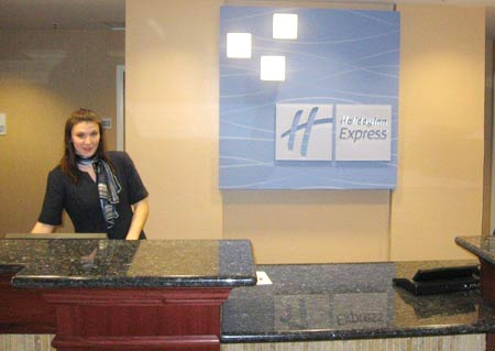 Holiday Inn Express; Sequim, WA